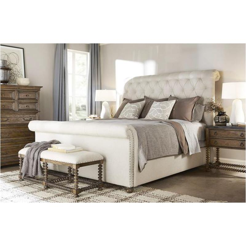 45076h ck universal furniture california king the boho for Bohemian style bedroom furniture