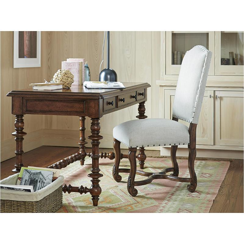 596813 Universal Furniture Paula Deen Dogwood Low Tide Home Office Desk