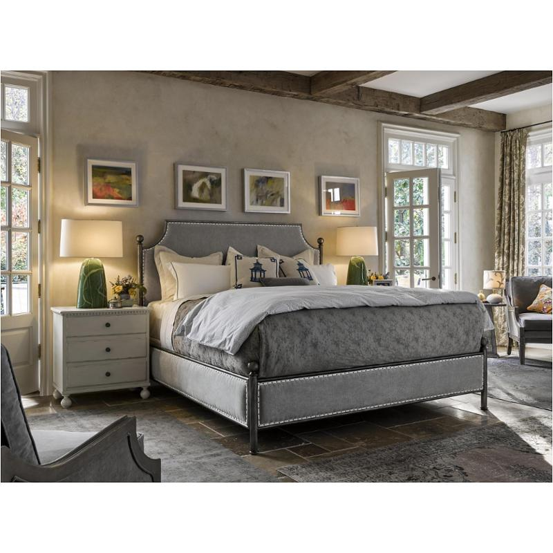 543b280 Universal Furniture Sojourn Respite Queen Bed Metal