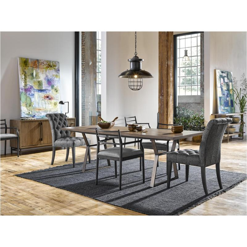 751759b Universal Furniture Carlisle Ainsley 92 Dining Table