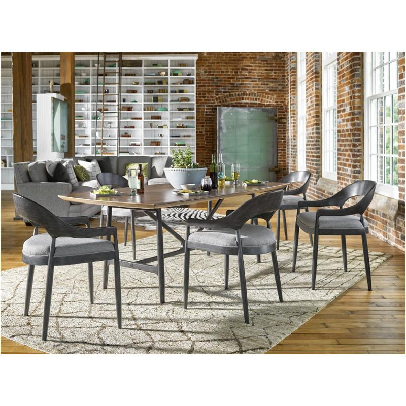 A Universal Furniture Carlisle Dining Room Ingram Table - Carlisle dining table