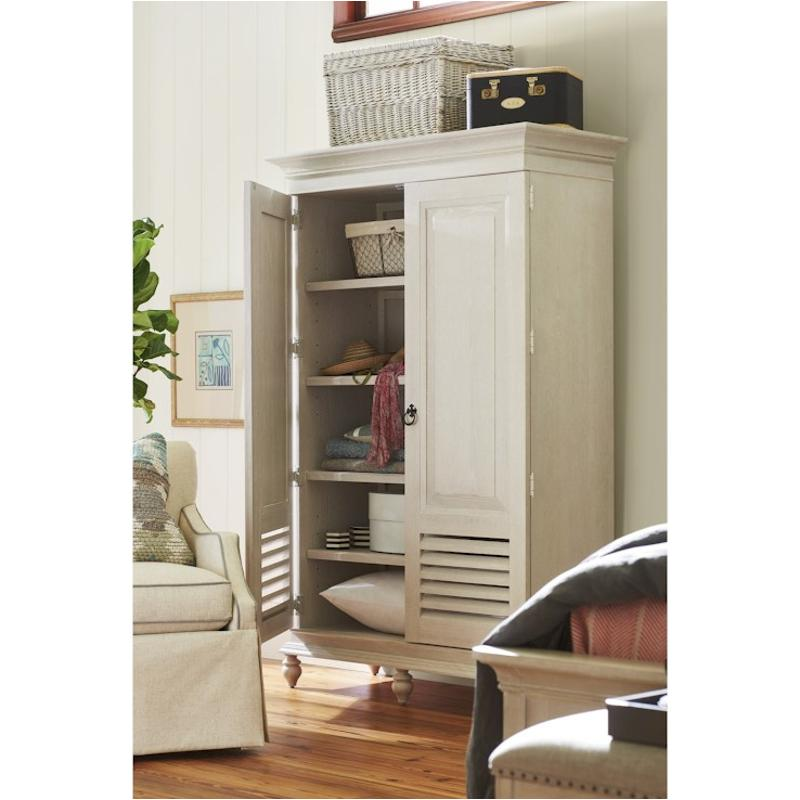 795160 Universal Furniture Bungalow Bedroom Armoire Wardrobe