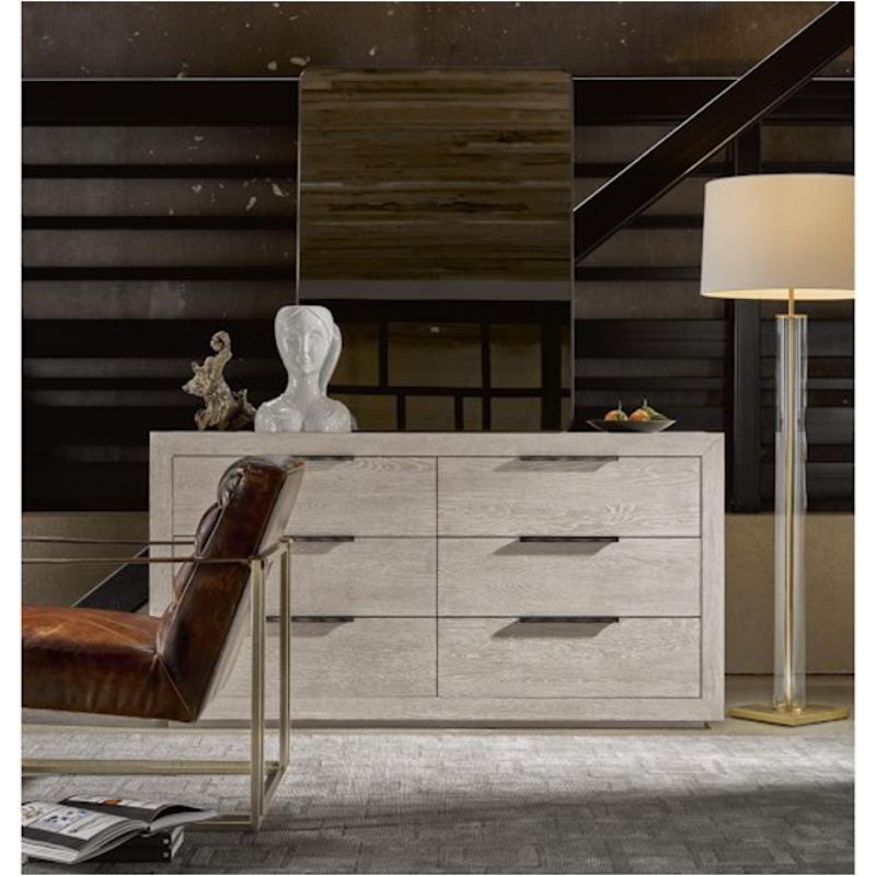 643040 Universal Furniture Modern - Quartz Huston Dresser