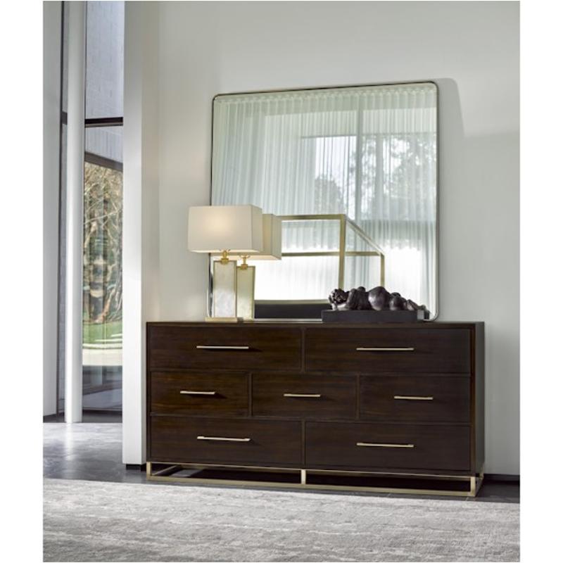 644040 Universal Furniture Modern   Mahogany Bedroom Dresser